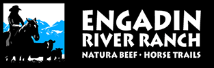 Engadin River Ranch Logo