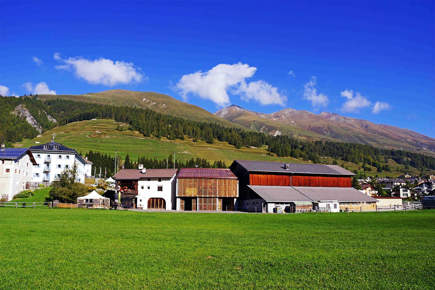 Engadin River Ranch
